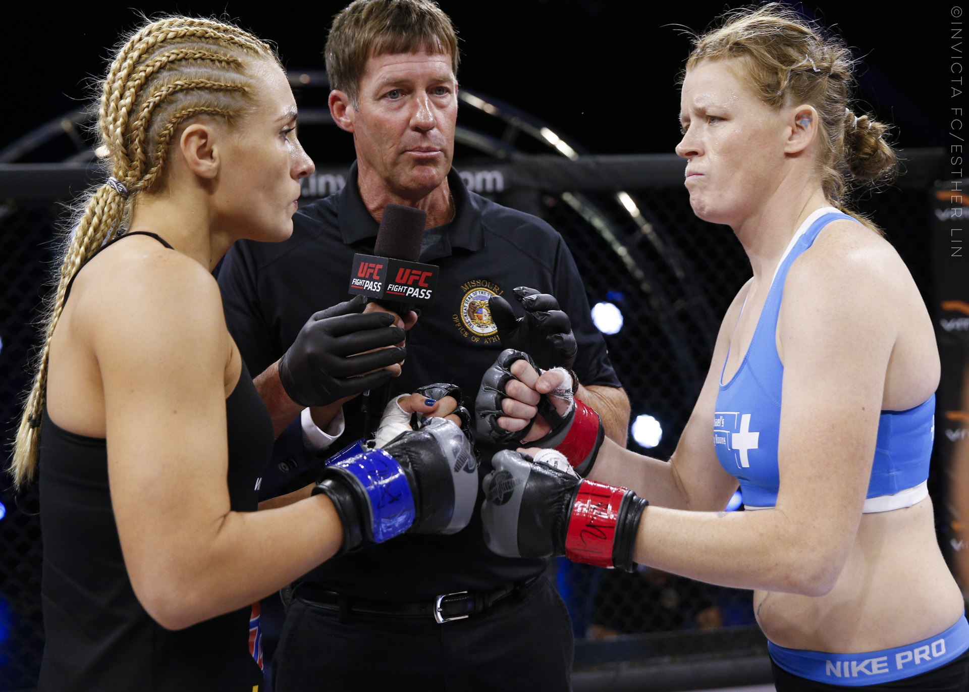 Image result for tonya evinger invicta 20 yana