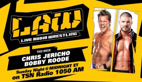 Nov. 6 Edition of The LAW feat. Chris Jericho, Bobby Roode