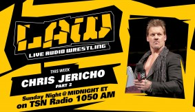 Nov. 14 Edition of The LAW feat. Part 2 with Chris Jericho