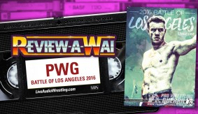 Review-A-Wai – PWG BOLA 2016 with Will Ospreay, Cody Rhodes