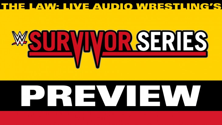 WWE Survivor Series Preview with John Pollock & Jimmy Korderas