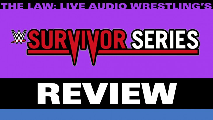 WWE Survivor Series Review with John Pollock & Jimmy Korderas