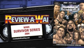 Review-A-Wai – WWE Survivor Series 2004