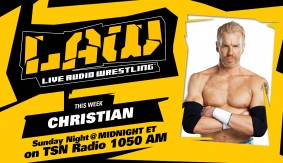 Nov. 27 Edition of The LAW feat. Christian, Will Ospreay, Dave Meltzer