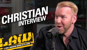 Christian (Jay Reso) Interview: Accepting Retirement, Edge & Christian Show, Conor McGregor
