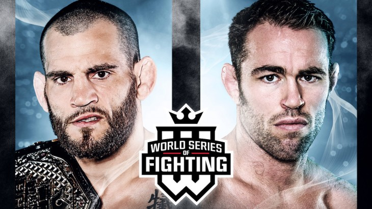 Four Military Vets Added to Three Bouts at WSOF 34 on Nov. 12 in Loveland – Watch LIVE on Fight Network
