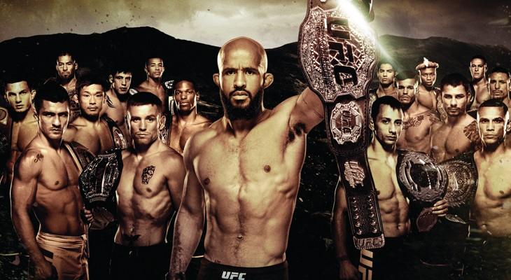 The Ultimate Fighter 24 Finale Results: Demetrious Johnson Defeats TUF 24 Winner Tim Elliott