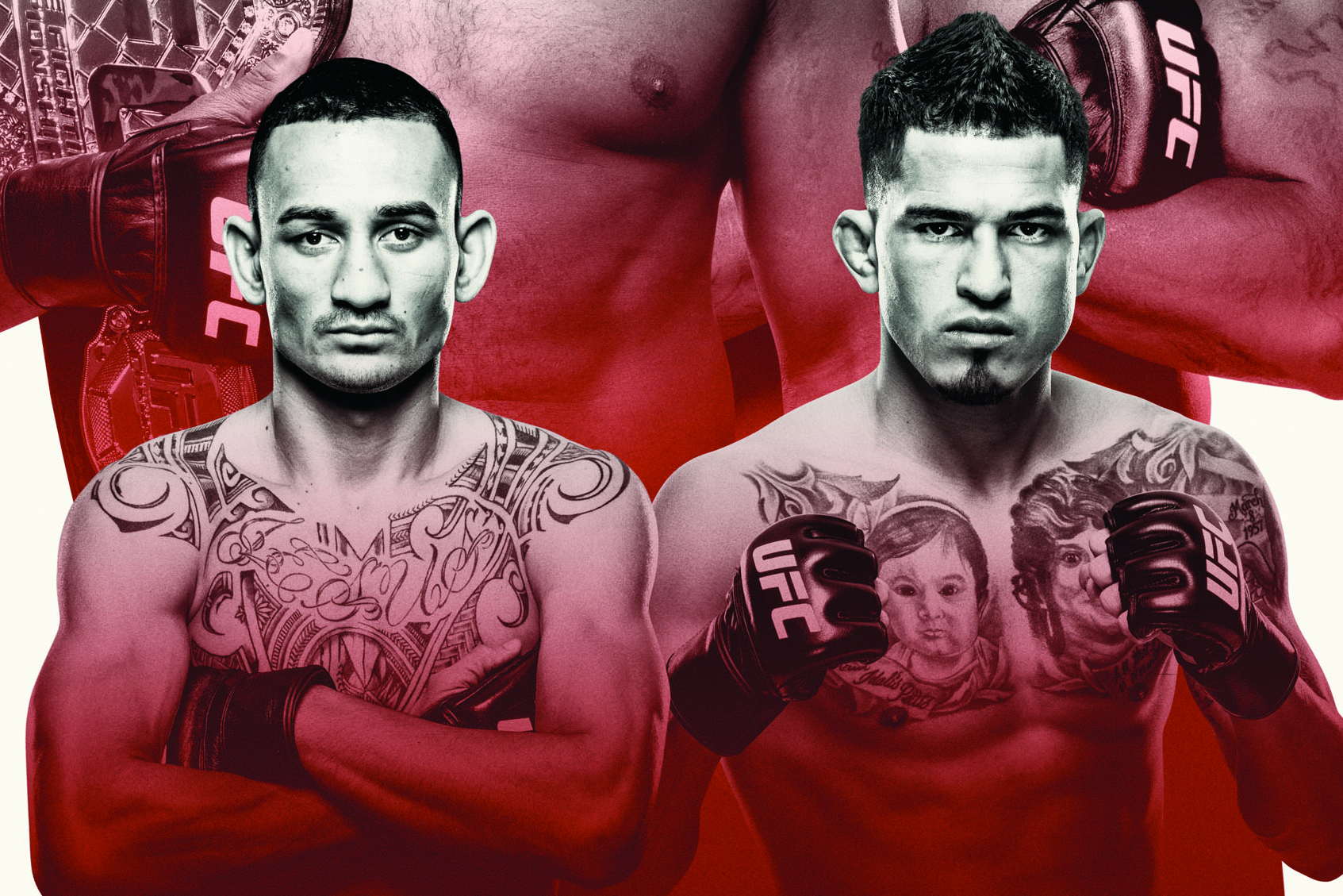 Max Holloway vs. Anthony Pettis Expected as New UFC 206 Championship Headliner