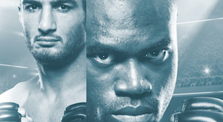UFC Fight Night Belfast Results: Gegard Mousasi Gets Revenge on Uriah Hall