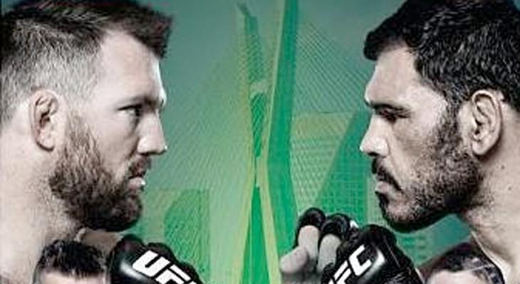 UFC Fight Night Sao Paulo Results: Bader Dominates Nogueira