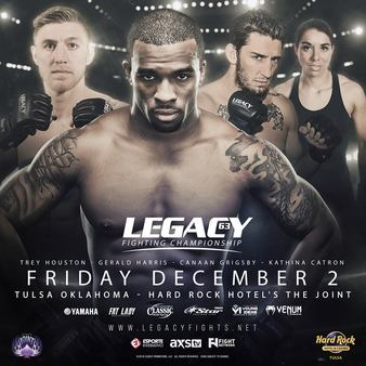 Legacy FC 63 Weigh-in Results – Watch LIVE TONIGHT at 10 p.m. ET in on FN Canada & International
