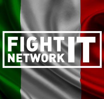 Fight Network Italia Set to Launch Across Italy
