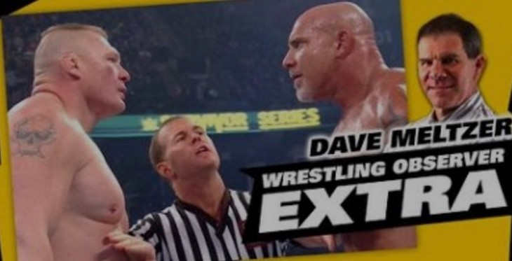 Wrestling Observer Extra with Dave Meltzer on The LAW