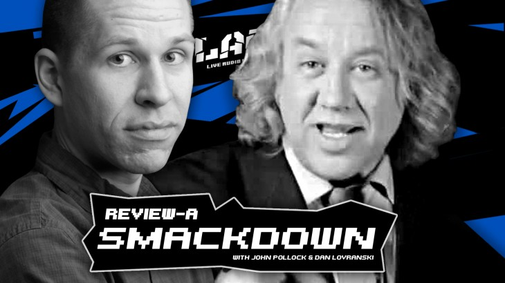 Nov. 2 Edition of Review-A-Smackdown