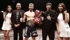 ROAD FC 034 Results & Photos – Mu Gyeom Choi, Aorigele Win with First-Round Stoppages