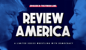 Review America: The Finish Line with Damian Abraham
