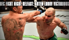 Artem Lobov 'Will Be a Top 10 Fighter' After Defeating Teruto Ishihara at UFC Fight Night Belfast