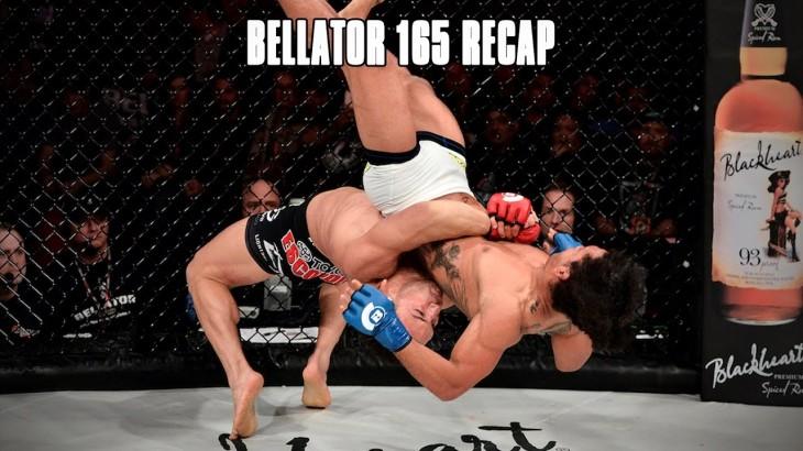 Bellator 165 Recap: Michael Chandler Defeats Benson Henderson