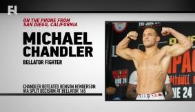 "Bellator Lightweight Champ Michael Chandler 'Wants Josh Thomson' Next – ""Biggest Name in Lightweight Division Besides Benson"""