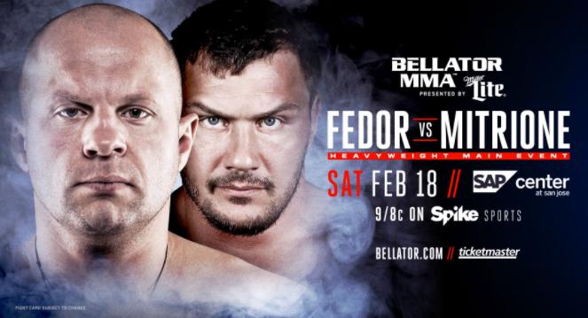 Watch LIVE Sat. at 7 p.m. ET – Bellator 172: Preliminary Card