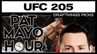 DFS MMA: UFC 205 DraftKings Picks & Preview: Conor McGregor vs. Eddie Alvarez