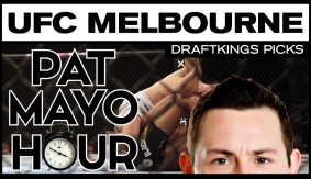 DFS MMA: UFC Melbourne DraftKings Picks & Preview