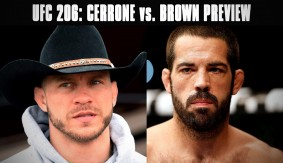 Donald Cerrone vs. Matt Brown In Works For UFC 206 After Kelvin Gastelum Misses Weight for UFC 205