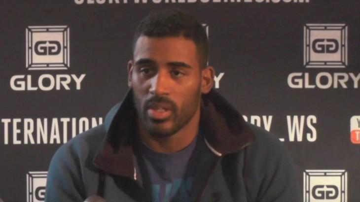 GLORY 35 Nice: Benjamin Adegbuyi Says He Brings 'Something Different' to the Heavyweight Tournament