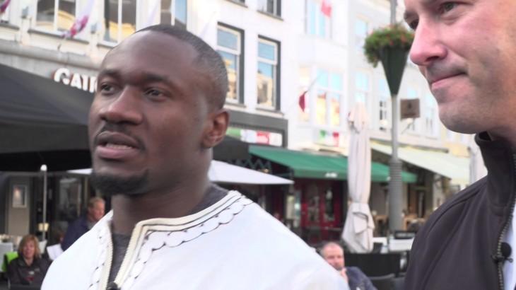 """GLORY 35 Nice: Zack Mwekassa – """"I'm Here For Africa"""""""