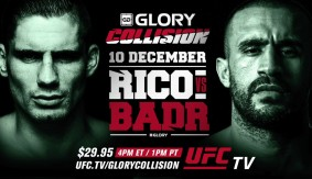 GLORY Kickboxing Podcast: Badr vs. Rico Preview with Joseph Valtellini and Todd Grisham