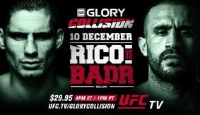 GLORY Kickboxing Podcast: Badr vs. Rico Preview with Joseph Valtellini and Todd Grisham