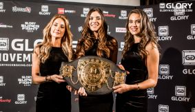 GLORY 35 Nice Weigh-in Results & Photos