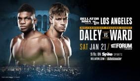 Paul Daley vs. Brennan Ward Added to Bellator 170 on Jan. 21 in Los Angeles