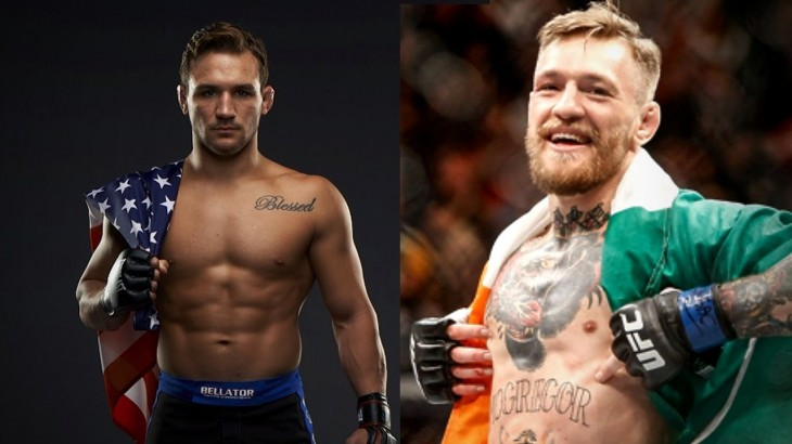 """Michael Chandler – """"I Hope Conor Makes $100 Million His Next Fight"""""""