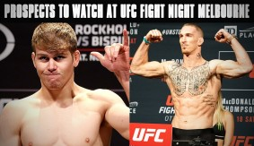 Prospects to Watch at UFC Fight Night Melbourne