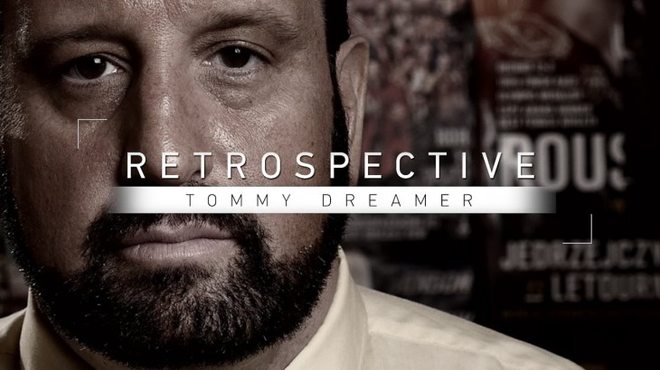 Retrospective: Tommy Dreamer – Part 1 Full Episode