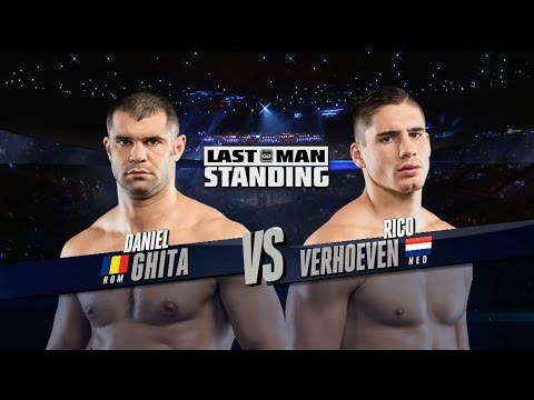 Rico Verhoeven vs. Daniel Ghita for Heavyweight Title at GLORY 17 from June 21, 2014 – Full Fight