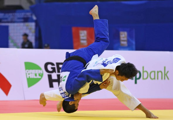 IJF Qingdao Grand Prix 2016 Day 2 Recap & Photos – Double Gold For Japan's Female 63kg & 73kg