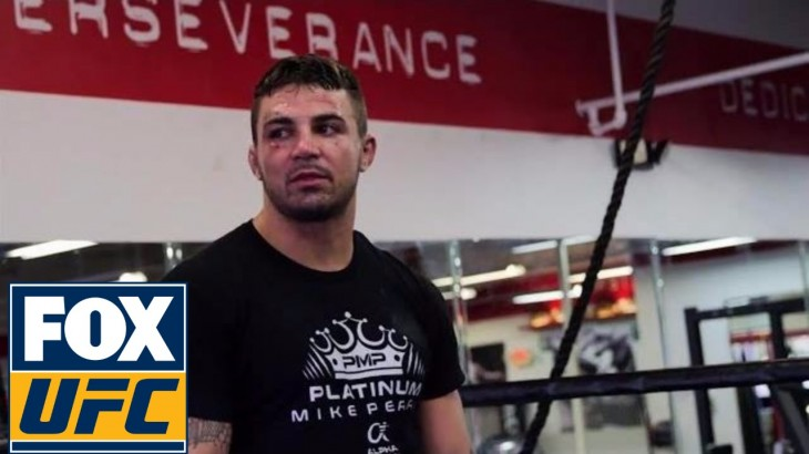 Training Day: Alan Jouban vs. Mike Perry – UFC Ultimate Insider