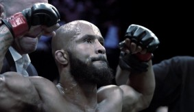 "TUF 24 Finale: Everybody Respects Demetrious ""Mighty Mouse"" Johnson"