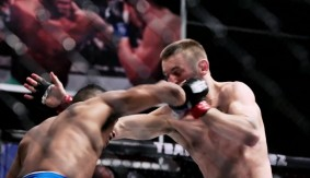 TUF 24 Performance Replay: Tim Elliot vs. Eric Shelton