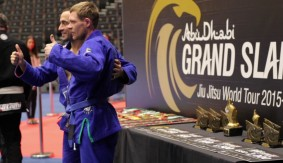 UAE Jiu Jitsu Federation World Tour Stops in Abu Dhabi on Jan. 13 & 14