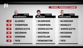 UFC 205: Alvarez vs. McGregor Predictions with John Ramdeen and Robin Black