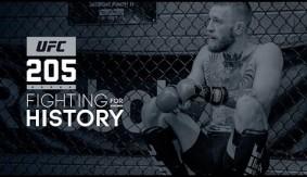 UFC 205: Eddie Alvarez vs. Conor McGregor – Fighting for History