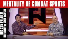 UFC 205: Eddie Alvarez vs. Conor McGregor Preview on Mentality of Combat Sports