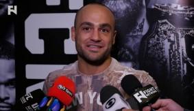UFC 205: Eddie Alvarez Weigh-In Media Scrum – Mind Games 'Don't Work on a Guy Like Me'