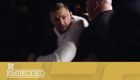 UFC 205 Embedded: Vlog Series Episode 5 – Temperatures Rising