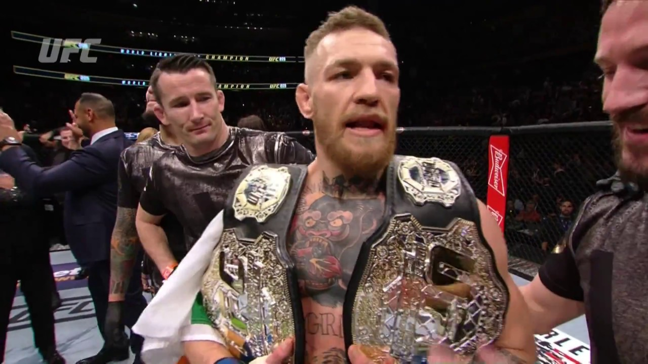 UFC 205 Recap: McGregor Two-Division Champ, Woodley-Wonderboy Draw with John Ramdeen and Robin Black