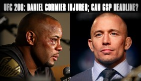 UFC 206: Daniel Cormier Out; Could Georges St-Pierre Headline?