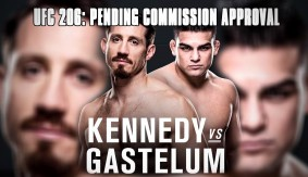 UFC 206: Tim Kennedy vs. Kelvin Gastelum Set Pending Commission Approval